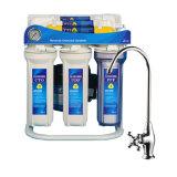 Ménage RO Système de filtration de l'eau avec robinet et le réservoir