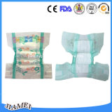 중국 제조자에서 경제 면 아기 기저귀