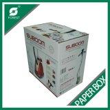 De Doos van het Karton van de Druk van Cmyk van de douane voor Verpakking van het Ijzer van het Huishouden de Elektrische