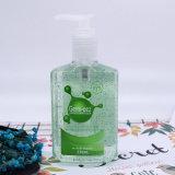 Gel anti-désinfectant à la main avec des perles hydratantes avec Aloe Vera