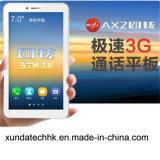 Tablette 3G PC Vierradantriebwagen-Kern CPUAndroid 4.4 Zoll Ax2 OS-7