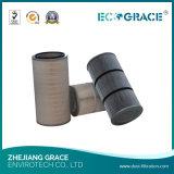 Wasser-und Öl-abstoßender Kassetten-Filter für Feuchtigkeits-Staub Oilfiltration