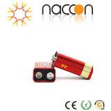 Superhochleistungs9v 6f22 Kohlenstoff-Zink-Batterie