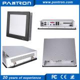 PC tactile industriel intégré Intel D2550 de 19 pouces