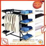 Guardar as roupas para mobiliário de exibição