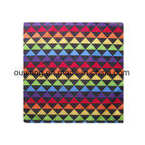 Hot Sale Custom imprimé Cheap Cotton Square Head Neck Scarf