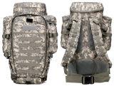 Fünf Farben-militärischer im Freienbeutel NylonMolle Kombinations-Rucksack