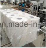 Semi автоматический Двойн-Слой Multi-Свертывает машину упаковки крена туалетной бумаги