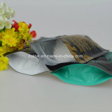 Sachet en plastique comique stratifié avec la tirette pour le conditionnement des aliments