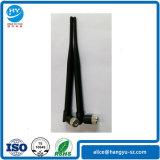 Precio de fábrica Antena de goma GSM 5dB Conector de color níquel SMA