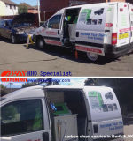 Servizio mobile BRITANNICO di pulizia del carbonio di servizio