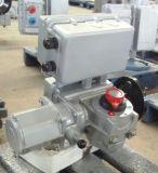 Vierteldrehung-elektrischer Stellzylinder SMA-RS100/30ht eingeführter Bernard Technologie-elektrischer Stellzylinder