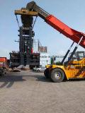 De gloednieuwe Materiële Zware Vorkheftruck van de Vorkheftruck 30ton van het Handvat, de Vorkheftruck van de Container van de Dieselmotor