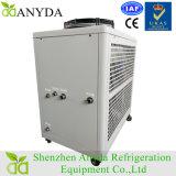 Mini refrigerador de agua de 1 tonelada con la capacidad de enfriamiento 5.67kw