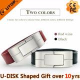 주문 로고 가죽 팔찌 선물 USB 섬광 드라이브 (YT-5111)