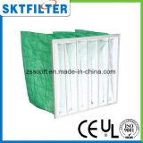Hoher Staub-Haltefähigkeit-Taschen-Filtertüte-Filter
