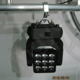 9X10W Matrix-bewegliche Hauptstadiums-Partei-Lichter des Träger-LED