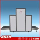 Máquina de gran tamaño del examen del bagaje del rayo de X del 100X80cm para el control de seguridad del acceso del embarcadero con color multi de la energía
