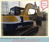 Máquina escavadora pequena usada Sk03 Kobelco Sk03 de Kobelco no estoque