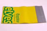 Мешок столба выдвиженческого изготовленный на заказ желтого поли курьера пересылая