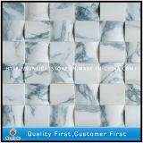床タイルのためのカスタム大理石及びTravertineの芸術のモザイク考えパターン