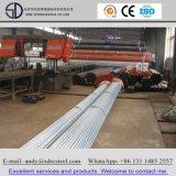 강관의 둘레에 직류 전기를 통하는 ASTM A36 Hot-DIP