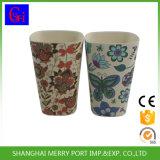 Fibre de bambou non polluée Unbreakable Keep Cup Mug de café