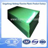 Strato rigido della plastica di polietilene degli strati di colore verde del PE
