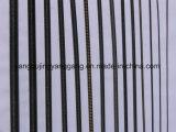Schwarzes und Kupfer-flexible Welle