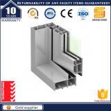 Portas residenciais de alumínio em Portas com dobradiça dupla Tamanho da Porta Padrão