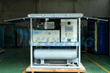 Um gás cúbico do índice Sf6 do medidor que recicl a máquina