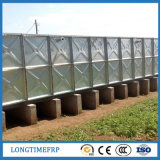 1 * Tanque de água em aço galvanizado de 1 m com acessórios