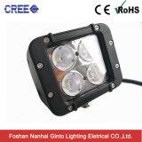 Ginto High Intensiyt 40W 4.5 polegadas Double Row CREE LED Light Bar para Offroad (GT3302-40W)