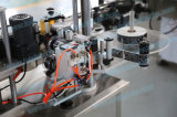 De automatische Enige Machine van de Etikettering van de Omslag voor Ronde Fles/kan (pond-100A)