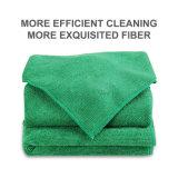 La alta calidad ninguna se descolora toalla del coche de Microfiber