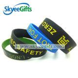 Festival passten preiswerte Bracelet&Wristband Druckbänder alle GrößenWristbands an