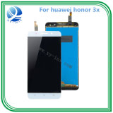 Tela do LCD do telefone de pilha para digitadores do toque de Huawei Honor4X LCD