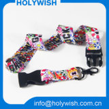 Always Works Badge Support en PVC Basket Ball Neck Lanyard