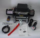 Argano elettrico dell'argano del camion dell'argano di CC 12V/24V (9000lb-1)