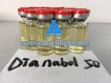 Dianabol stéroïde pour la suspension stéroïde liquide de Dianabol de muscle d'injection pauvre de construction
