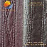 Tessuto dell'indumento dell'unità di elaborazione nel disegno di Stiching