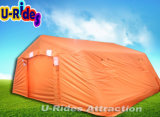 Tenda militare gonfiabile ermetica con Windows