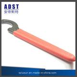 ツールを締め金で止める高い硬度のタイプC 38-42のホックスパナーの締める物