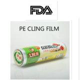 Le PE s'attachent film pour le ménage, OEM votre marque, enveloppe d'extension de PE pour l'emballage de nourriture