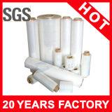 Película acessível do envoltório plástico do estiramento do polietileno