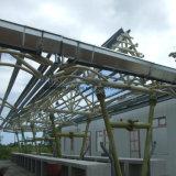 Светлое модульное стальное здание конструкции для рынка