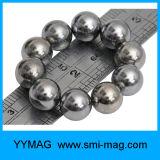 Magneti del magnete e del ferrito della sfera del ferrito