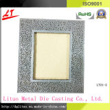 Matériau largement utilisé Cadre en photo moulé sous pression en alliage d'aluminium