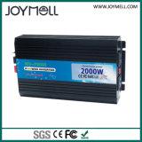 300W, 600W, 1000W, 2000W, onda de seno 3000W del inversor de la red para el sistema eléctrico solar