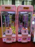 Regalo de la máquina de la diversión de la grúa de los juguetes de los cabritos/máquina de juego premiada